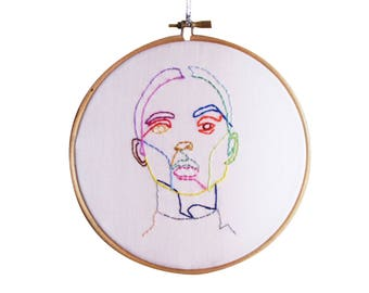 Face Embroidery (6)