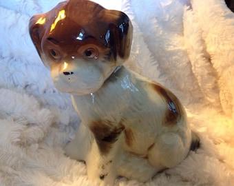 Vintage dog figure