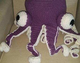 Al the Octopus Giant Pillow