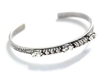 Crystal Stacking Bangle, Crystal Bracelet, Crystal Jewelry, Wedding Bracelet, Bridal Jewelry, Bridesmaid Jewelry, Wedding Jewelry BR448