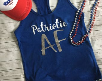 Labor Day Tank. Labor Day Shirt. 4th of July Shirt Women. Patriotic Tank. 4th of July Tank. America Tank. Red White and Blue Tank.