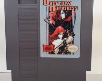 Castlevania: Overflow Darkness (NES) *Castlevania Hack Pays Homage to SOTN*