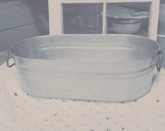 Baby Photgraghy Prop Tin Bath Tub