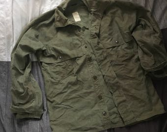 Used GoodU.S. Army logger jacket 1941s