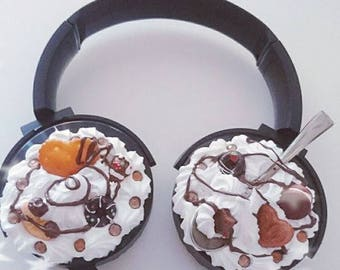 Decoder Headphones Chocolate Style