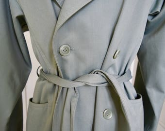 Trench Coat / PBD International / Vintage Trench Coat / Women's 70's Jacket