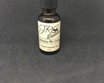 Fragrance Oil - 1 oz - Amber Glass Bottle