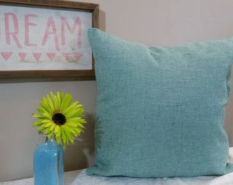 "20""x 20"" Throw Pillow Cover"