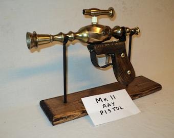 steampunk Ray Pistol Mark II