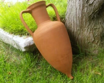 Ceramics And Pottery Amphora Collectibles Pottery Home Gift Antique Pottery  Hand Crafted Fine Art Ceramic Rustic