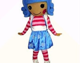 La La Loopsy Style Mascot Costume