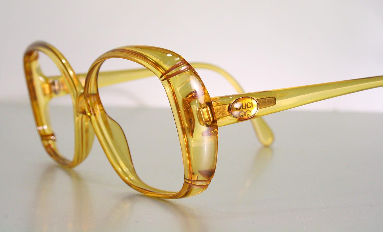 Unworn SAFILO BUCI 6 OPTYL German Honey Orange Amber Vintage ...