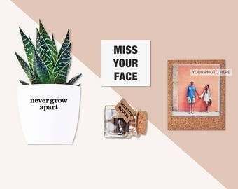 Miss You Box - gifts for long distance relationships, gift for him/her