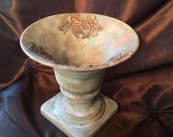 Glass Decorative Piece
