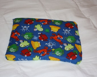 Microwavable Heating Pad/ Cooling Pad Filled with Rice