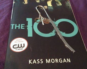 Octavia Blake The 100 Bookmark