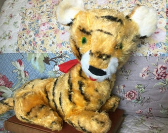 Vintage Ideal Tiger Toy