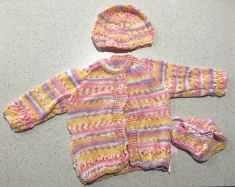 Winter baby set