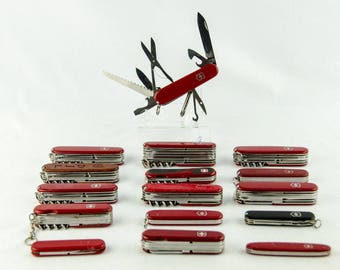Victorinox Swiss Army Knives - Lot of 16