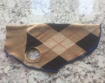 Pendleton Merino Wool Dog Sweater