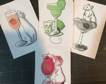 Fancy Drinks for Fancy Rats (collection)