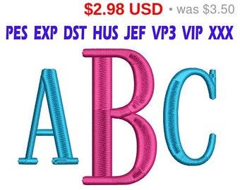 Sale 15% Roman Monogram Embroidery Font / Roman Monogram embroidery design/ INSTANT download