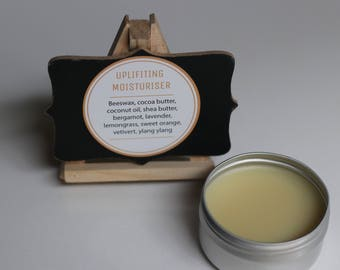 Mooke Uplifting Moisturiser - all natural ingredients
