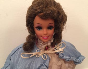 Gibson Girl Barbie