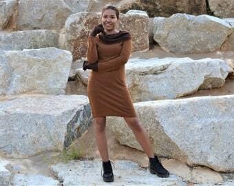 Maxi Shirt dress, long women shirt, Boho Gypsy Hippie Style, handmade from 100% soft cotton