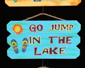 Go Jump in the Lake! / dock/Lake house/ Cabin/outdoor party