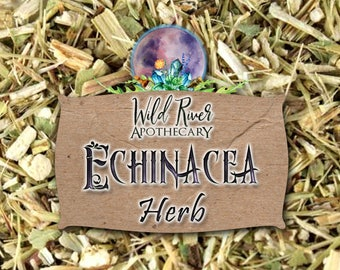 Echinacea purpurea Herb C/S {{Organically Grown}}