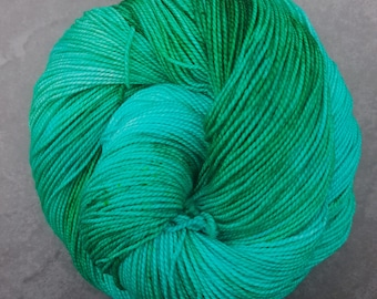 Jade Palace ~ Bardot ~ Merino Nylon High Twist Sock Yarn