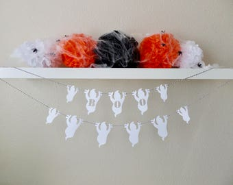 BOO Ghost Garland