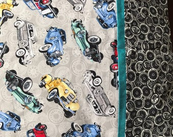 Classis Cars Pillowcase FREE SHIPPING