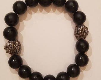 Black Frosted Jade