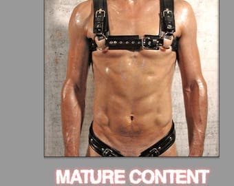 Full body harness CLASSIC-DESIGN