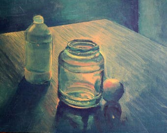 Secondary color still life