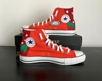 Converse customized RCT toulon
