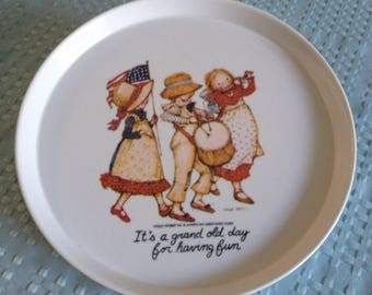 Holly Hobbie Oneida Ware lot.