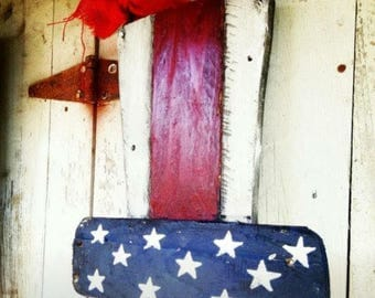 Uncle Sam's Hat Door Hanger