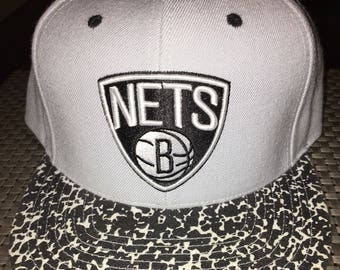 cheap prices buying now buy online ireland brooklyn nets hat grey don c 4fdb0 875a4