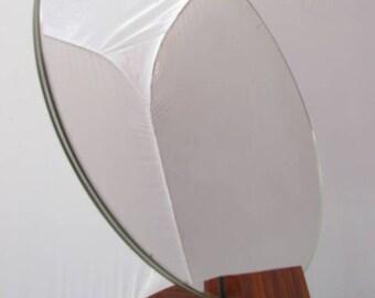 Jacques-Emile Rulhmann (1879-1933) - circular table mirror. Art Deco, France.