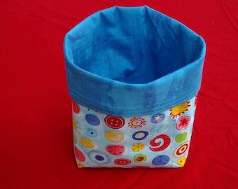 Catch-all Cloth Basket