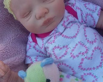 Surprise Reborn Baby Doll OOAK