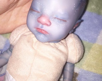 Preemie Avatar Reborn Baby