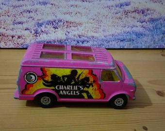 Charlie's Angels Car-Chevrolet Van,Toys Charlies Angels Van
