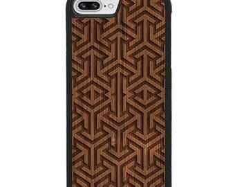 Corno Mud wood phone case