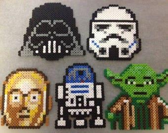 Perler Beads - Star Wars