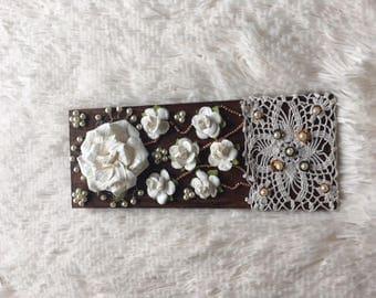detailed,hand made,elegant decorative magnet