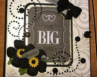 Wedding 6x6 Mini Album